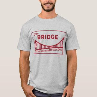 Rectangle Bridge Logo with website  dos T-Shirt