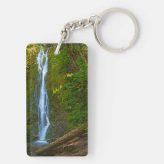 Rectangle (double-sided) Keychain Waterfall