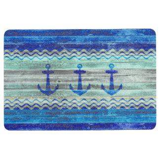 rectangle floor mat