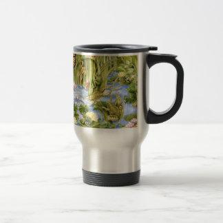 Rectangular Frog Travel Mug