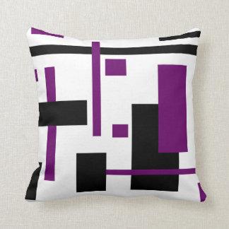 Rectangular Pattern 13 Throw Pillow