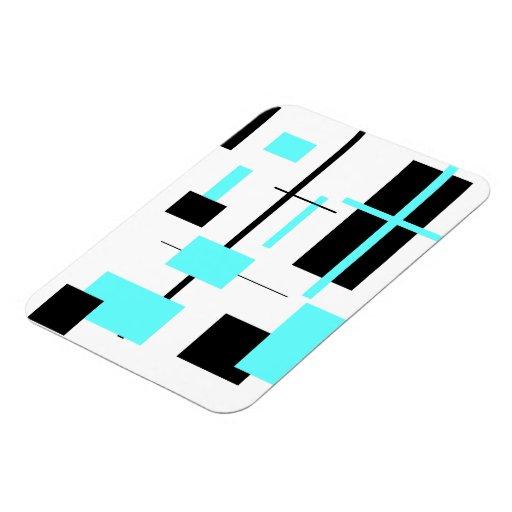 Rectangular Pattern 29 Rectangular Magnets