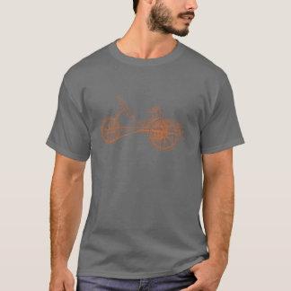 Recumbent Trike Dark T-Shirt