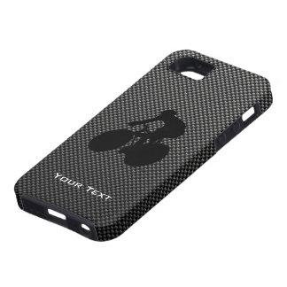 Recyclage de fibre de carbone de Faux Coques iPhone 5