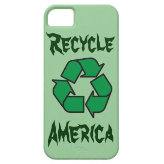 Recycle America Case For The iPhone 5