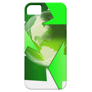 Recycle and save the world. iPhone 5 case
