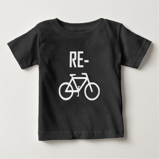 Recycle Bicycle Bike Baby T-Shirt