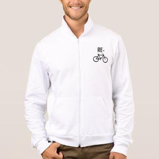Recycle Bicycle Bike Jacket