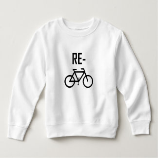Recycle Bicycle Bike Sweatshirt