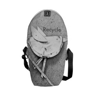Recycle Bird Courier Bags