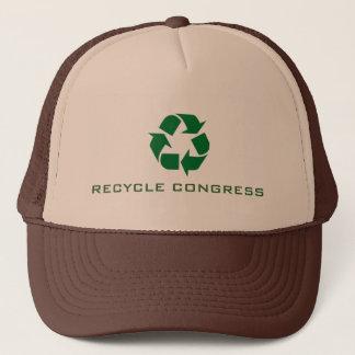 Recycle Congress Trucker Hat