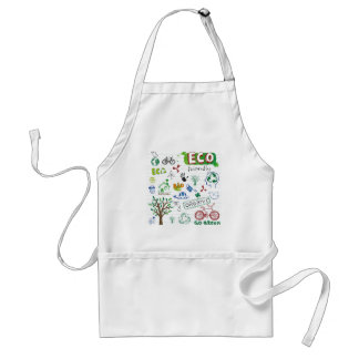 Recycle Eco Friendly Aprons