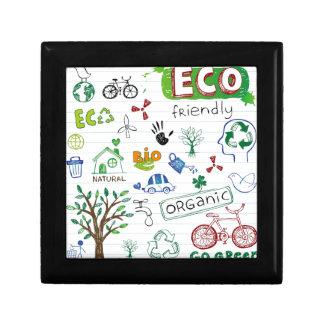 Recycle Eco Friendly Keepsake Boxes
