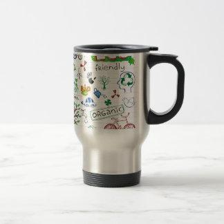 Recycle Eco Friendly Coffee Mugs