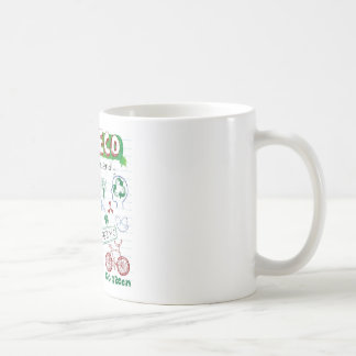 Recycle Eco Friendly Mugs