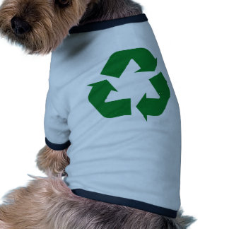 Recycle Ecology Products & Designs! Pet Tee Shirt