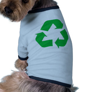 Recycle Ecology Products & Designs! Pet Shirt
