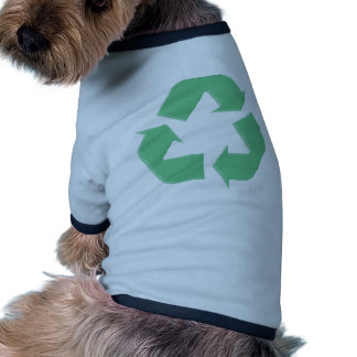 Recycle Ecology Products & Designs! Pet Tshirt