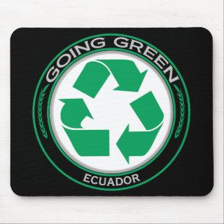 Recycle Ecuador Mouse Pad