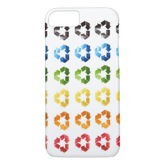 Recycle Fruit Design iPhone 7 Case