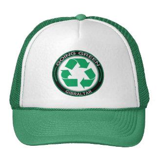 Recycle Gibraltar Trucker Hat