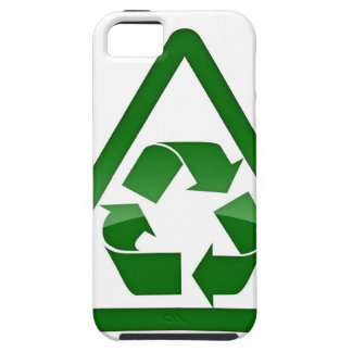 Recycle Green Eco Friendly Save Earth iPhone 5 Cover