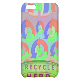 RECYCLE HERO AWARD - Encourage Now Cover For iPhone 5C