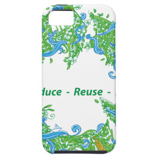 Recycle iPhone 5 Cover
