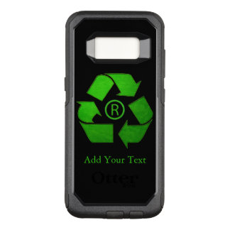 Recycle Logo by Shirley Taylor OtterBox Commuter Samsung Galaxy S8 Case