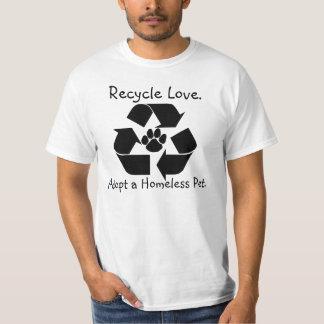 Recycle Love Tee