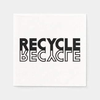 Recycle Paper Napkins