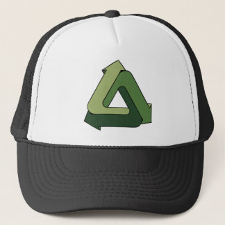 Recycle - Perpetual Trucker Hat