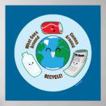 Recycle Print