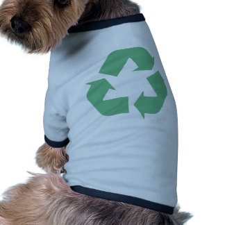 Recycle Products & Designs! Pet T-shirt