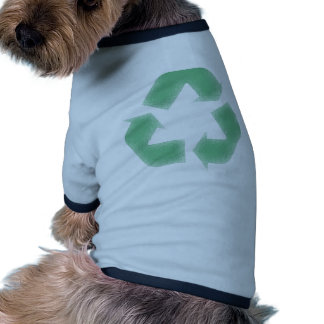 Recycle Products & Designs! Pet Tee Shirt
