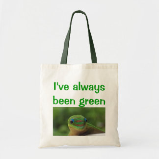 Recycle Reuse Green Gecko