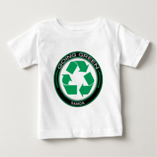 Recycle Samoa Baby T-Shirt
