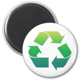 Recycle Sign Arrows Magnet