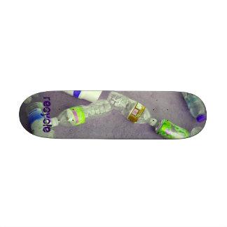 recycle custom skate board