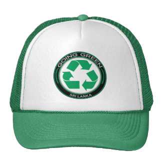 Recycle Sri Lanka Trucker Hat