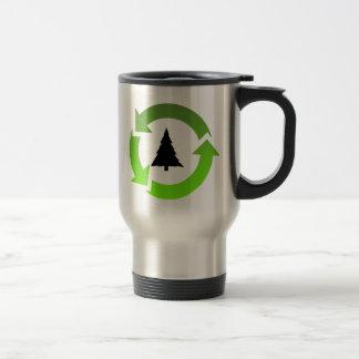 recycle stuff travel mug