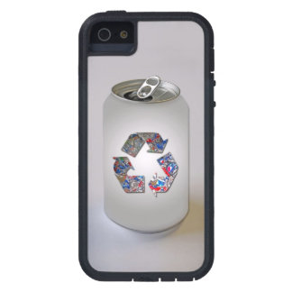 Recycle Those Empty Cans iPhone 5 Cover