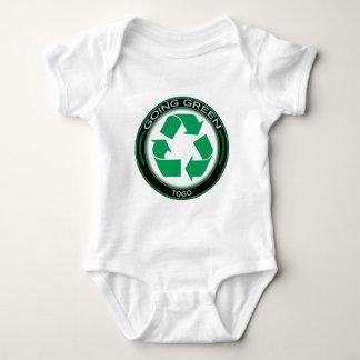 Recycle Togo Baby Bodysuit