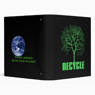 Recycle Tree Binders