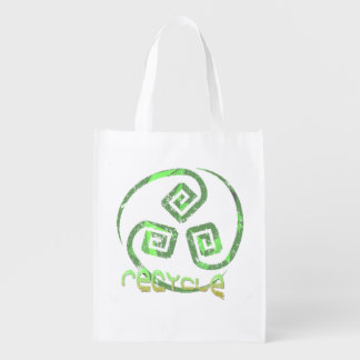 Recycle Tribal Grocery Bags