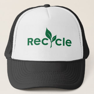 Recycle Trucker Hat