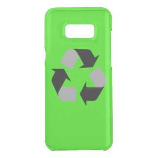 Recycle Uncommon Samsung Galaxy S8 Plus Case