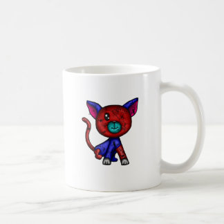 Recycled Kitty Coffee Mug