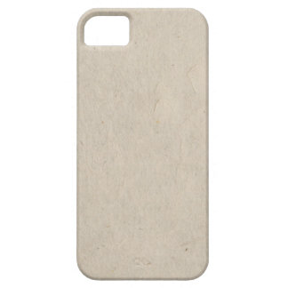 Recycled paper texture iPhone 5 case