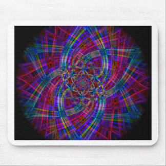Recycled Smoke Art  (2) Mouse Pad